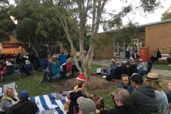 BEAUMARIS COMMUNITY CAROLS 2017