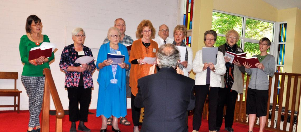St Martin's Beaumaris Uniting Church Singing Group