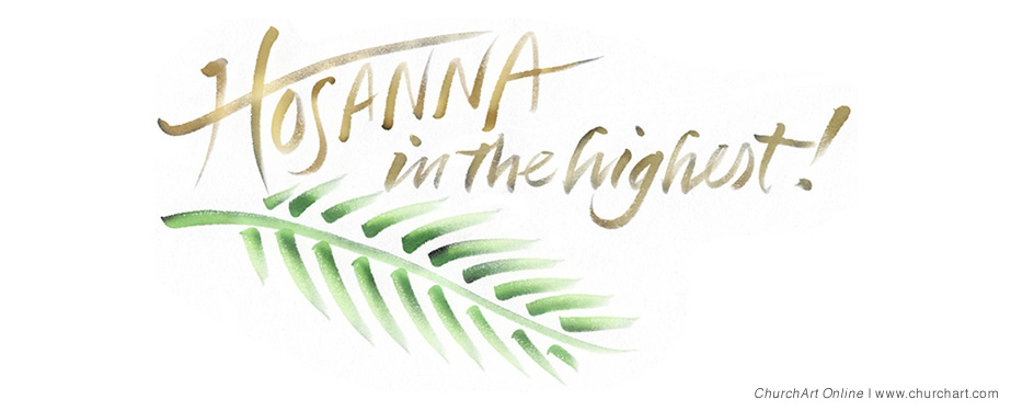 Palm Sunday Choral Service