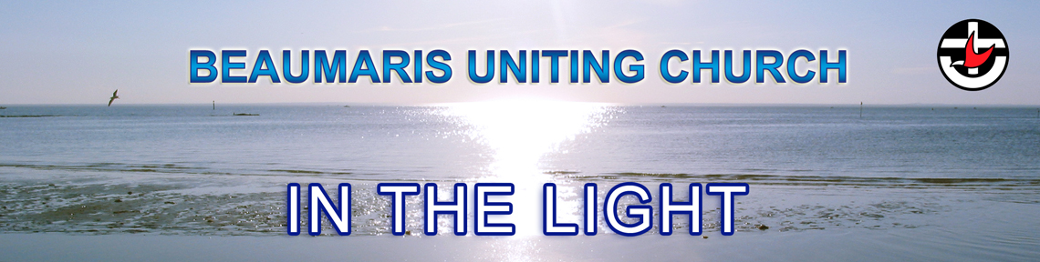 """In The Light"" Newsletter for the Beaumaris Uniting Church"