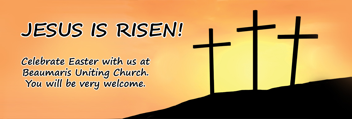 Join us for Easter at the Beaumaris Uniting Church