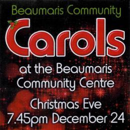 Beaumaris Community Carols