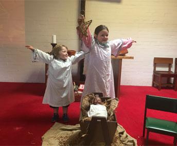 Children's Christmas Service