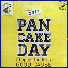 Pancake Day Is Tuesday 28th February at 7pm