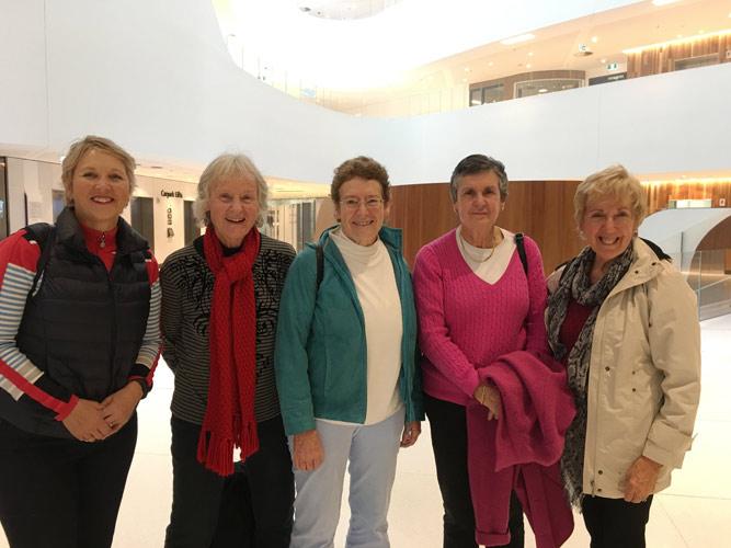 Peter MacCallum Institute visit