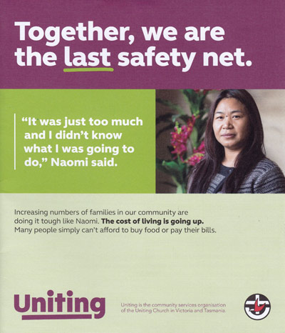 2018 Uniting Winter Appeal