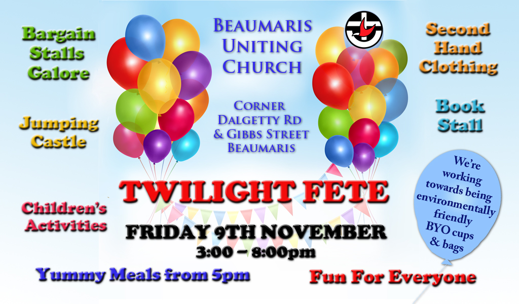 Beaumaris Uniting Church Community Twilight Fete