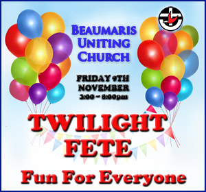 Beaumaris Uniting Church Community Fete 2018