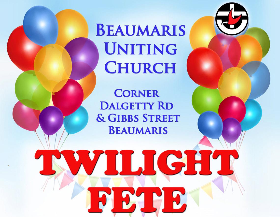Beaumaris Uniting Church Twilight Fete
